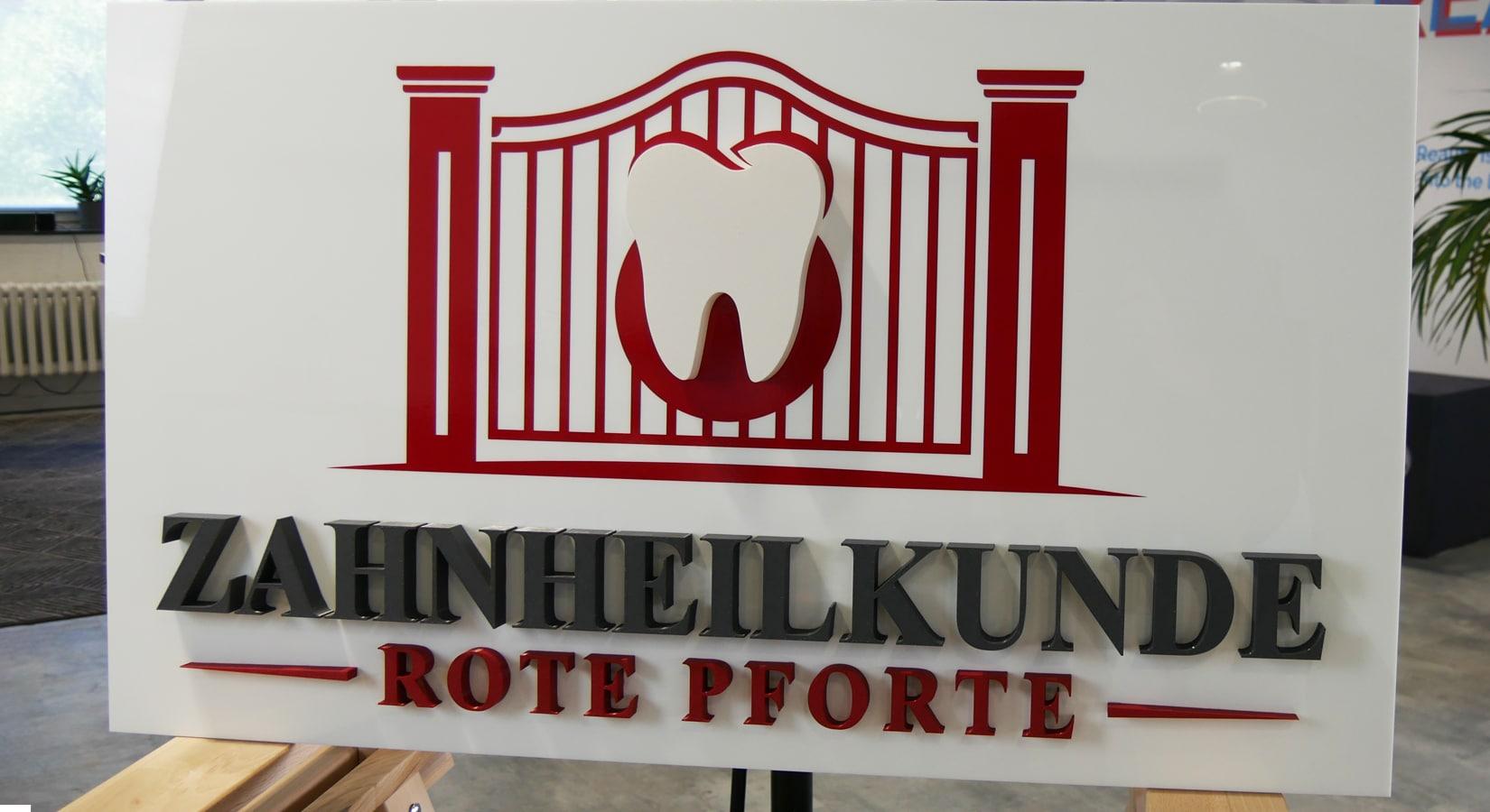 Kundenprojekte - Zahnheilkunde (Frontal)