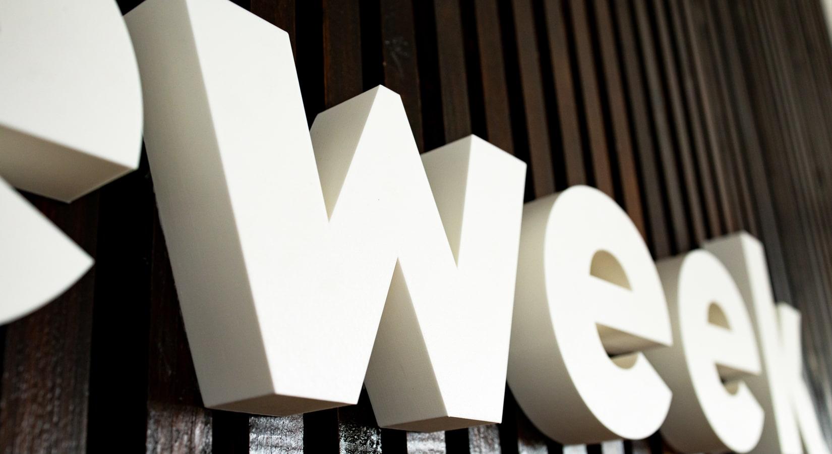 Kundenprojekte - Homeweek (Nahaufnahme)