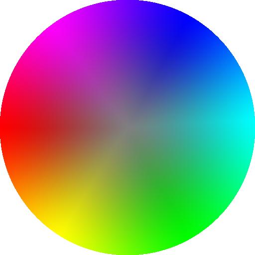 Standardfarben und Oberflächen - Farbspektrum