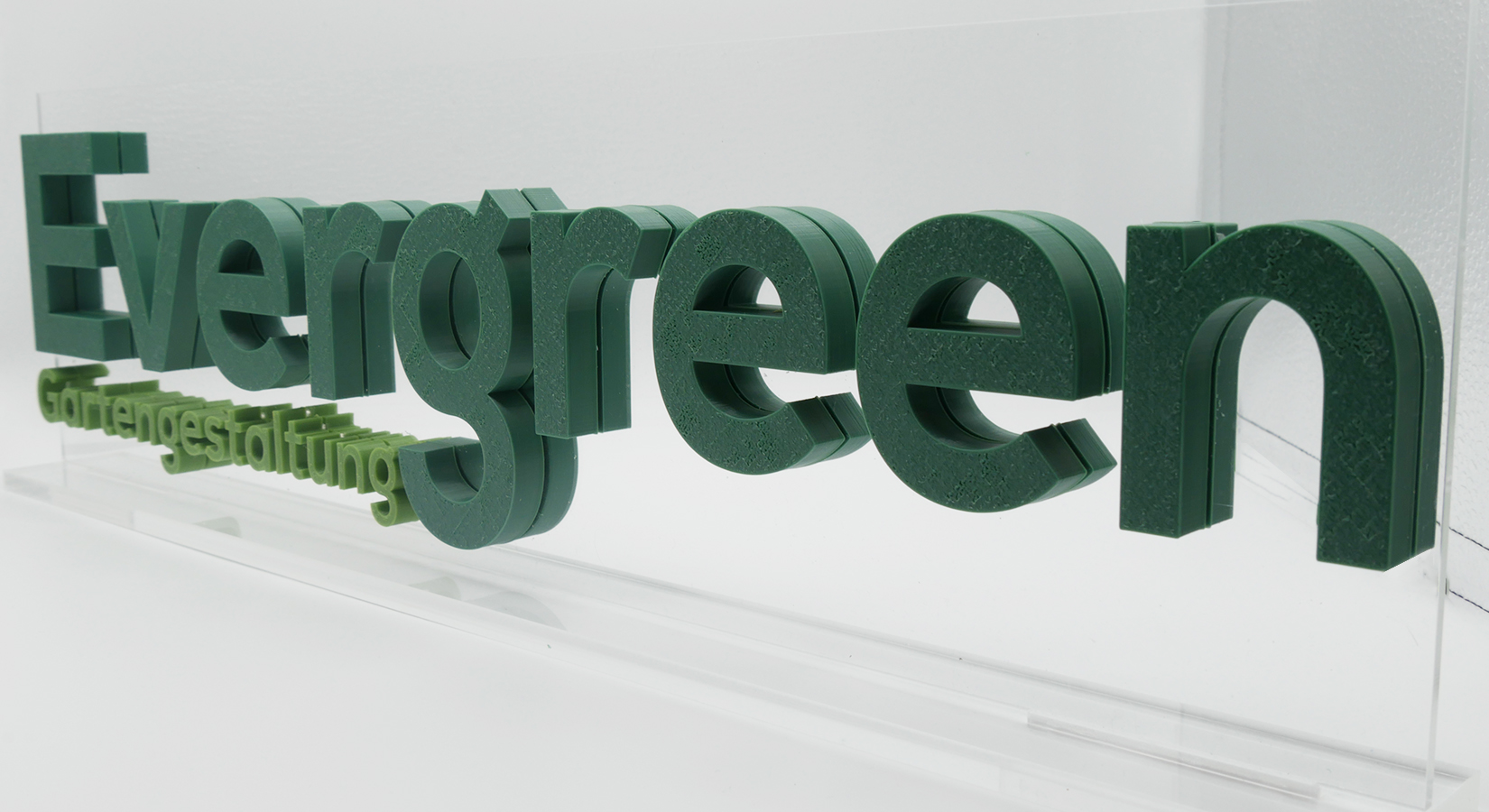 Kundenprojekte - Evergreen (Nahaufnahme 1)