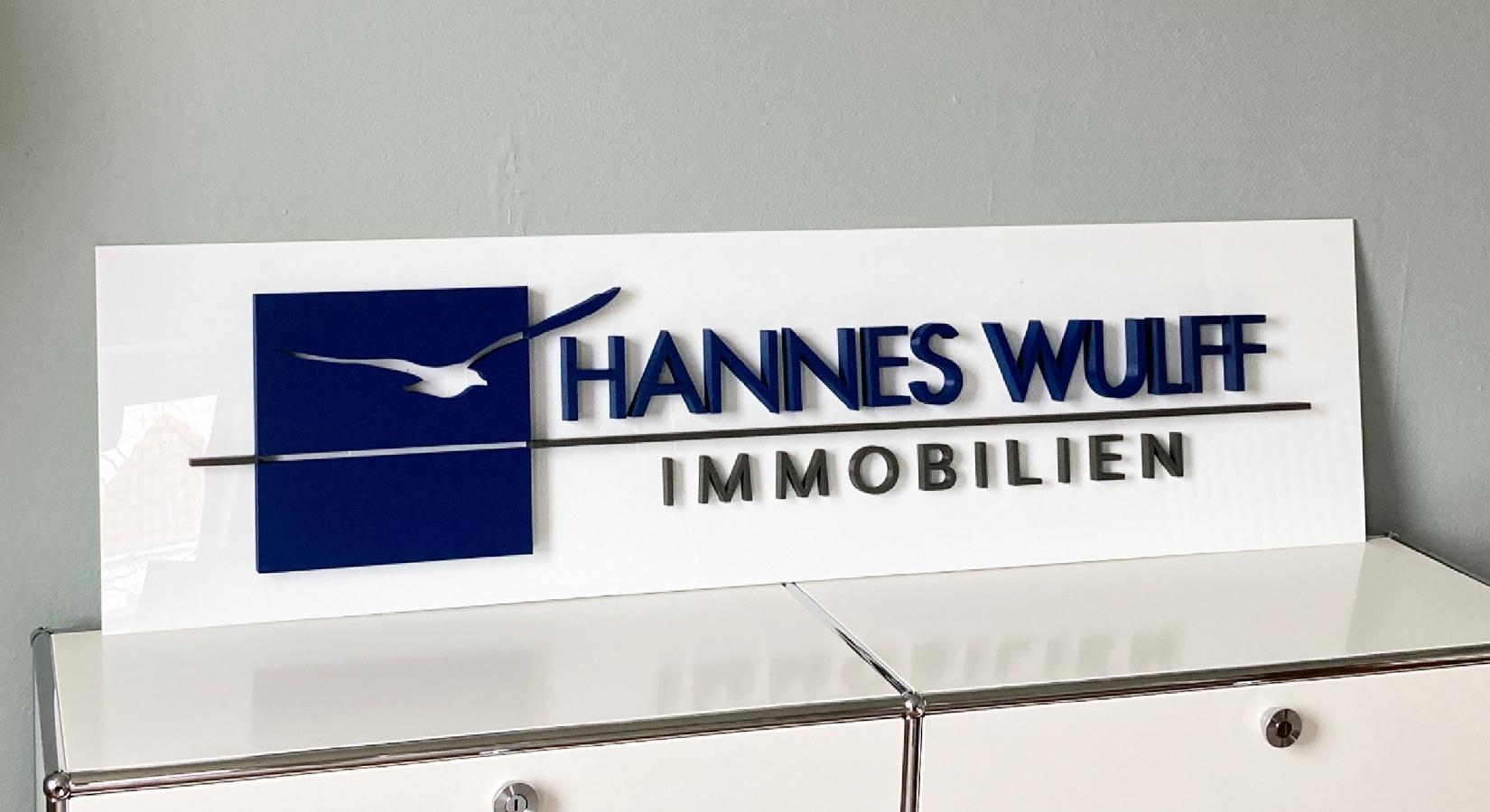 Kundenprojekte - Hannes Wulff Immobilien (Frontal)
