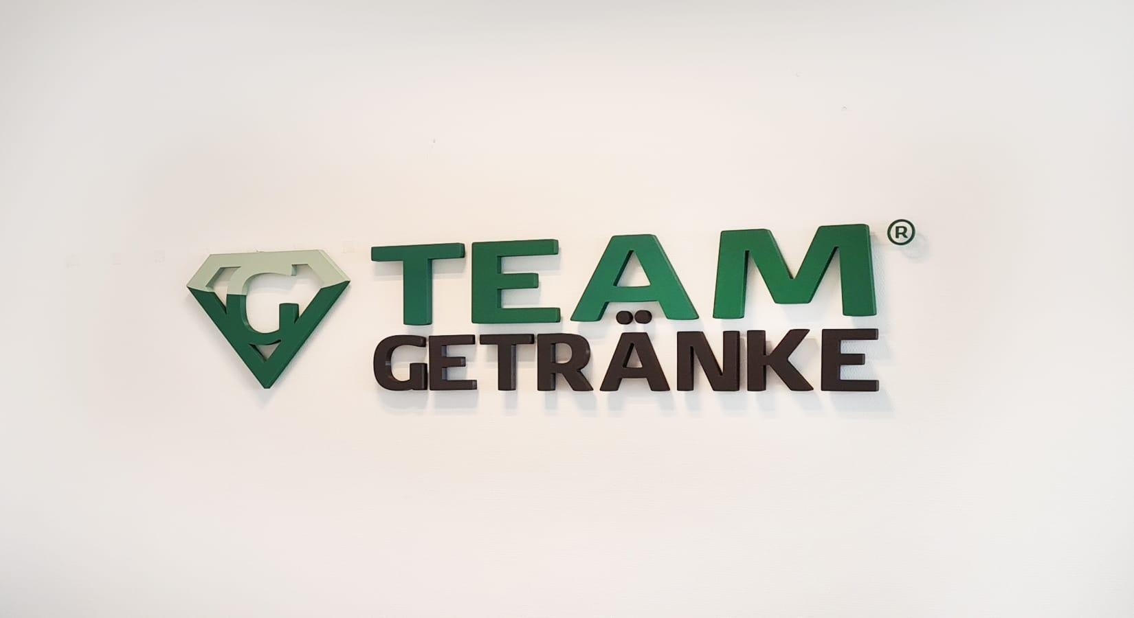 Kundenprojekte - TeamGetränke
